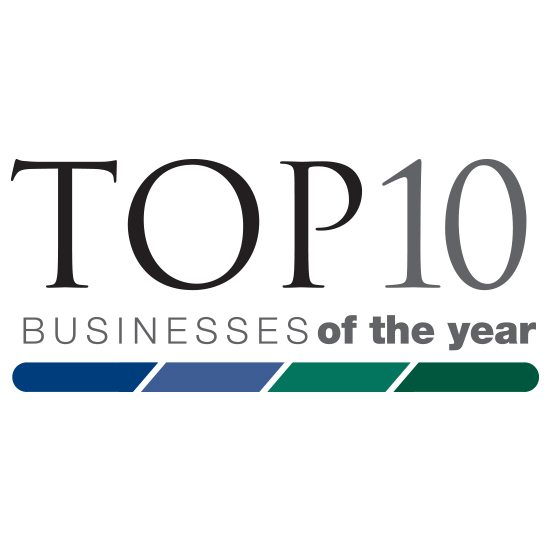 Top 10 Businesses of the Year