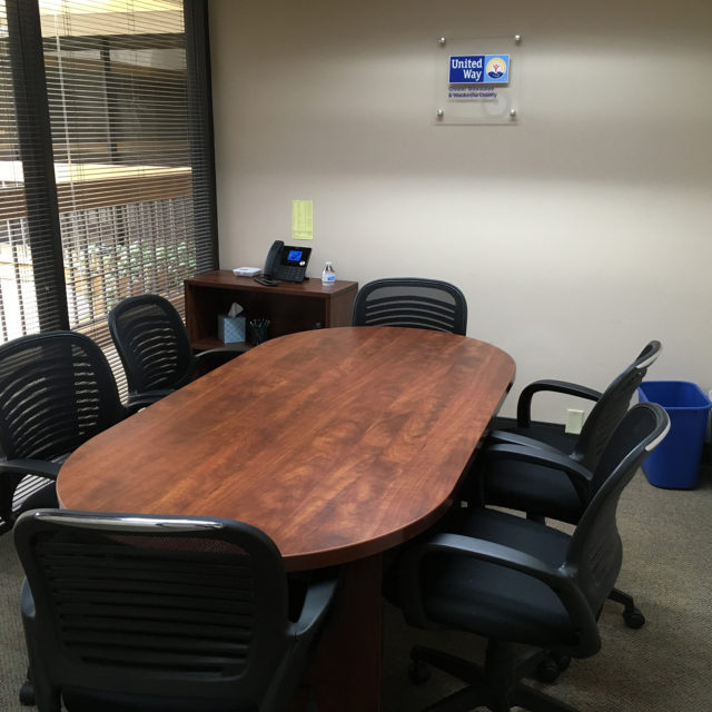Waukesha County Center for Growth Conference Room